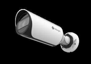 Vandal-proof Motorized Mini Bullet Network Camera