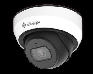 Weather-proof Mini Dome Network Camera