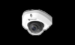 Vandal-proof Mini Dome Network Camera